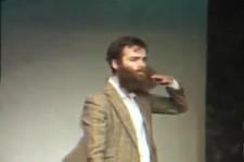 Was für ein Bart