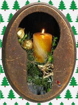 Weihnachten steht vor der Tuer
