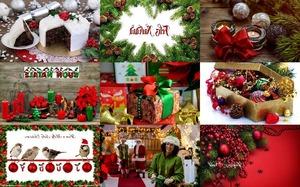 Colors of Christmas - Farben von Weihnachten