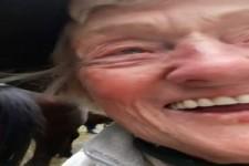 Weissagung einer alten Dame