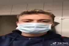 Mundschutz aus China