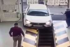 Da kann einer nicht Auto fahren