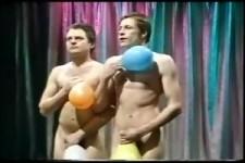 Die Show mit den Luftballons