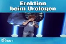Erektion beim Urologen
