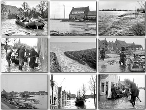 Flutkatastrophe 1953
