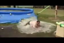 Den Pool durchstoßen