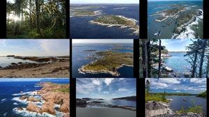100 Wild Islands - Canada
