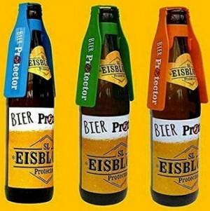 Insektenschutz für Bierflaschen!