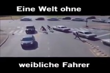 Eine Welt ohne weibliche Fahrer