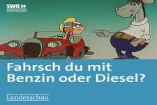 Fährst du mit Diesel oder Benzin?
