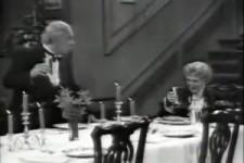 Der 90. Geburtstag oder Dinner for One