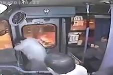 Schwarzfahrer im Bus
