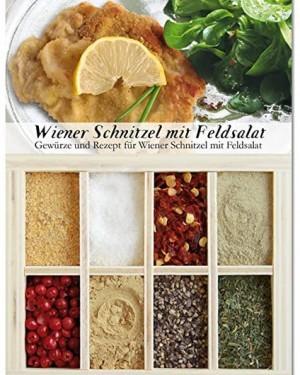 8 Gewürze Set für das originale Wiener Schnitzel!