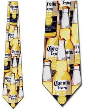Corona Krawatte!