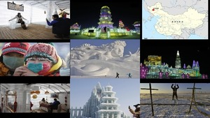 ICEFESTIVAL IN NORTHERN CHINA - Harbin