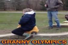 Oma- Olympiade