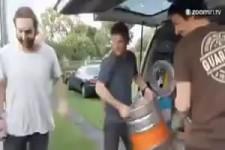 Bier aus allen Hähnen
