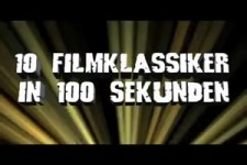 10 Filmklassiker in 100 Sekunden
