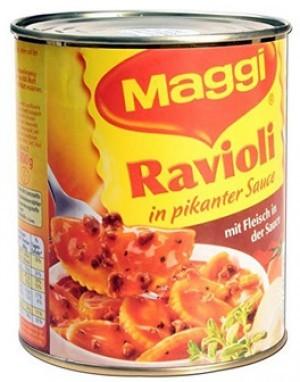 Versteckdose Maggi Ravioli!
