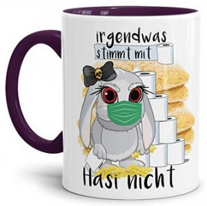 Anti-Hamster-Tasse!
