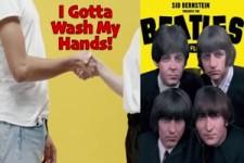 Ich muss meine Hände waschen