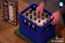 Tolle Erfindung für kühles Bier
