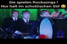 Rocksongs auf Schottisch