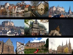 Marburg (Duitsland) - Marburg (Deutschland)