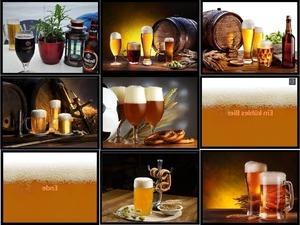 ein kühles Bier
