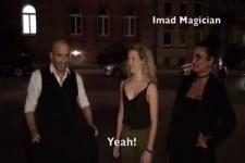 Dieser Zauberer hat es drauf
