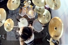 Slayer - Angel of Death drum cover by Ami Kim