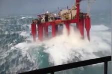 Nichts für Seekranke