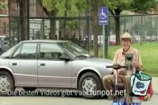 Versteckte Kamera - Auto umparken