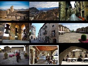 Aínsa-Sobrarbe (Spanje) - Aínsa-Sobrarbe (Spanien)