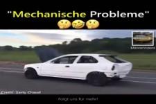Mechanische Probleme
