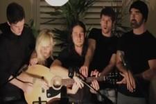 Gitarrenspiel mit 9 Händen
