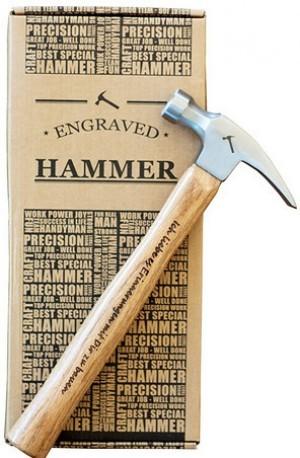Gravierter Hammer!