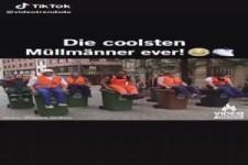 Die coolsten Müllmänner ever
