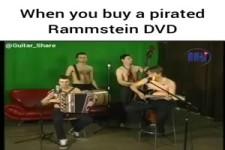 Russland Rammstein