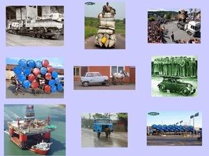 The art of transport