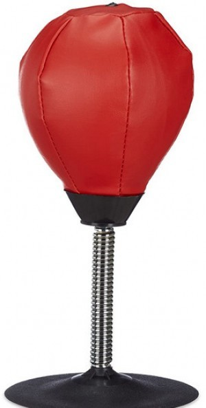 Punching Ball für den Schreibtisch!