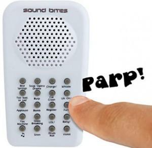 Sound-Effekte Maschine!