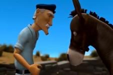 der störrische Esel
