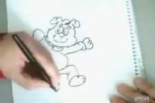 neckische Zeichnungen