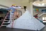 Klopapier-Pyramide.mp4 auf www.funpot.net