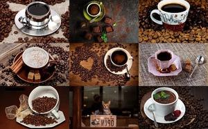 Have a Cup of Coffee - Eine Tasse Kaffee trinken