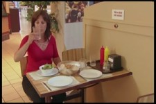 Versteckte Kamera - mal kurz den Kellner rufen