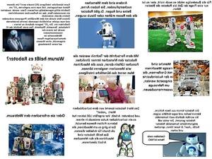 Warum heisst es Roboter