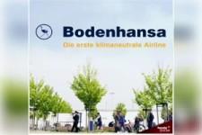 Bodenhansa - die erste klimaneutrale Airline
