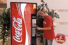 Versteckte Kamera - der besondere Getränkeautomat